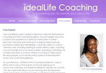 website - My Ideal Life